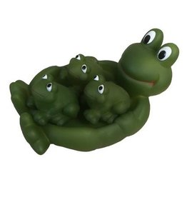 Frontier Bath Toys Floating Frogs