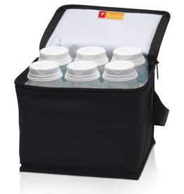 Ameda Cool'N Carry Breast Milk Cooler Storage Bottle