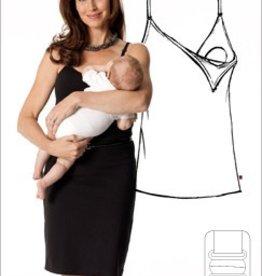 Glamourmom Nursing Bra Slip Dress