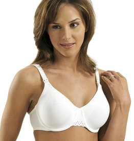 Leading Lady 470X Nursing Bra Organic Cotton Underwire