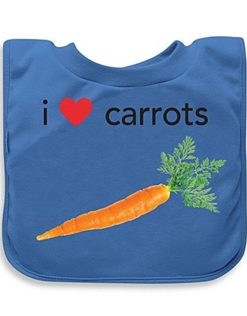 Green Sprouts Green Sprouts Favorite Food Absorbent Bibs