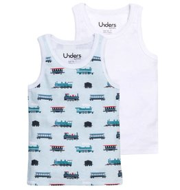 Grovia Unders Tank Tops Trains 2T