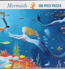 Mermaids Jigsaw Puzzle 100 pc