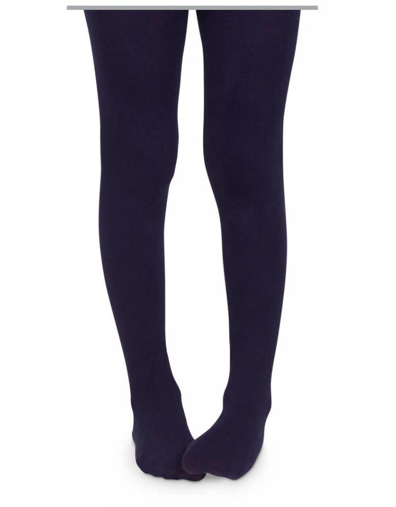 Jefferies Pima Cotton Tights Navy