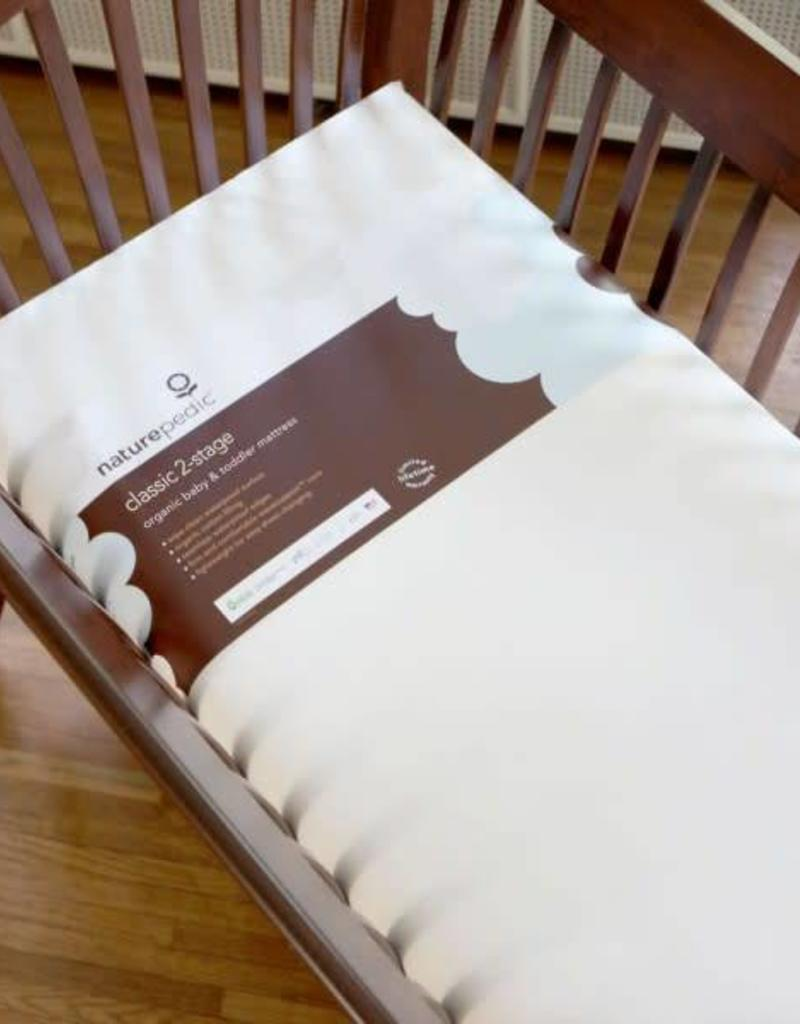 Cotton Classic Seamless Crib Mattress (Innerspring Series)