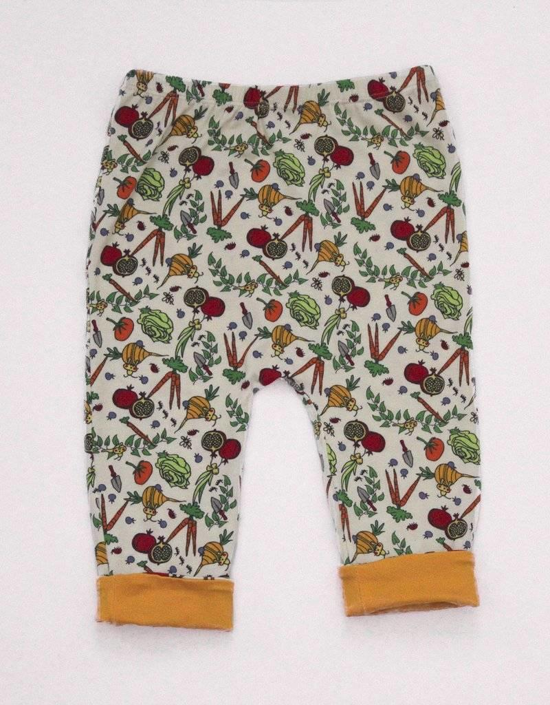 Lucky Bug Squash w/ Veggie Pants 0-3 M