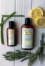 Three Sisters Herbals Germ Away Aloe Vera Hand Gel