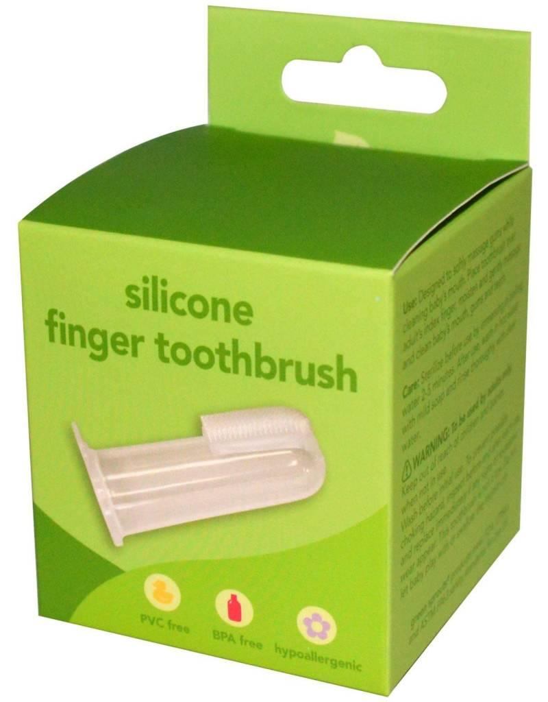 Green Sprouts Green Sprouts Silicone Finger Toothbrush