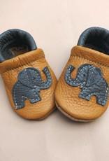 Starry Knight Design Starry Knight Design Applique Shoes Elephants
