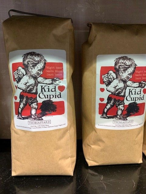 Orange County Coffee Roasters Thomasyard Bolivian Dark Roast Left  Hook 12 oz