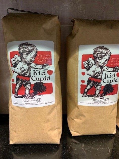 Orange County Coffee Roasters Thomasyard Decaffeinated Lightweight Roast 16 oz