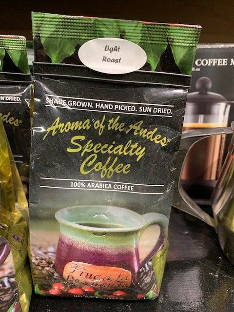 AA Light Roast Coffee