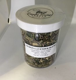 Smoke Camp Smokecamp Lemon Lavender Blend Tea