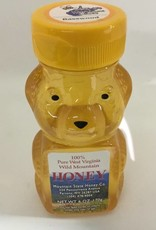 Mountain State Honey Company Mtn State Honey 6 oz. Basswood Bear