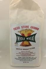 Burnt Cabins Grist Mill - Whole Wheat Flour 2 lb.