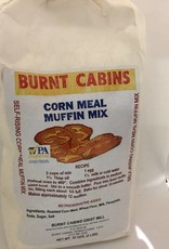 Burnt Cabins Grist Mill S.R. Corn Meal Muffin Mix Flour
