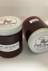 Smoke Camp Smoke Camp Raspberry Rhubarb jam