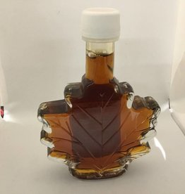 Backbone Mountain Maple Backbone Mt Maple leaf glass 4oz