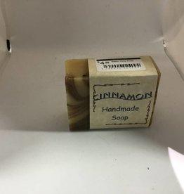 Betsy Viola Soap Cinnamon
