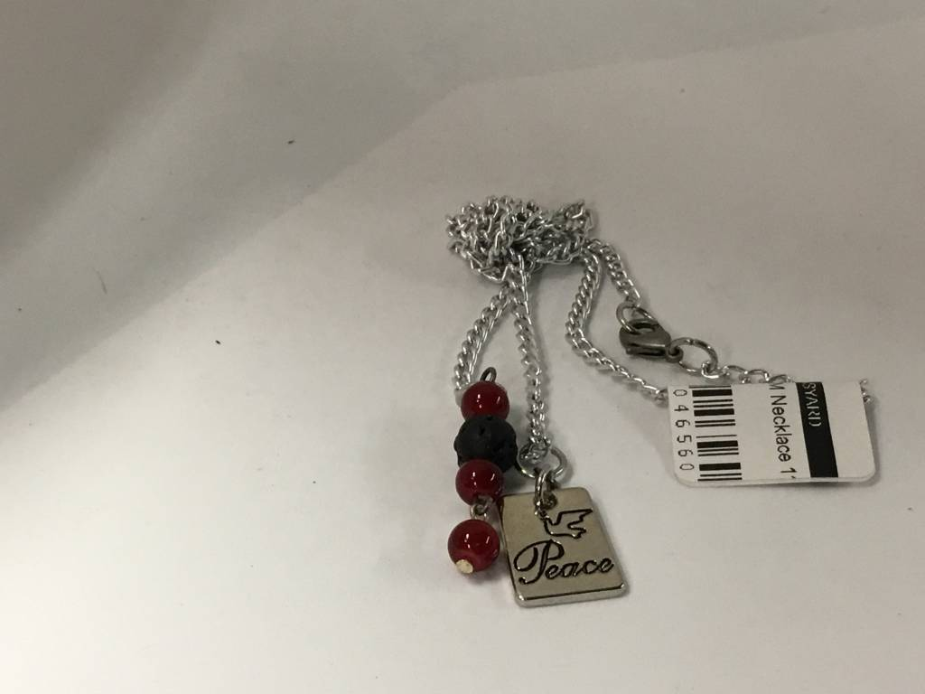 M&M Jewlery M&M Necklace 11 peace