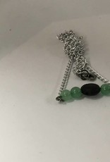 M&M Jewlery M&M Necklace 11 Green