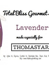 Total Bliss Gourmet Lotions Total Bliss Gourmet Lotion Lavender