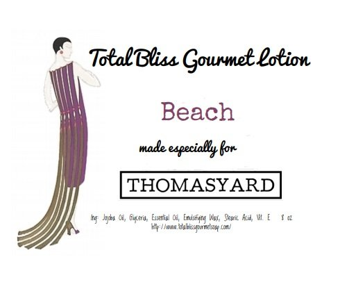 Total Bliss Gourmet Lotions Total Bliss Gourmet Lotion Beach