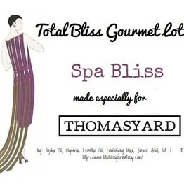 Total Bliss Gourmet Lotions Total Bliss Gourmet Lotion Spa Bliss