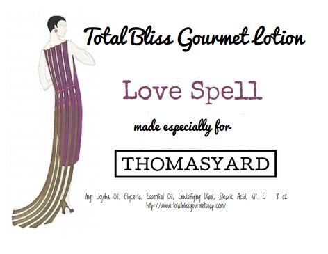Total Bliss Gourmet Lotions Total Bliss Gourmet Lotion Love Spell