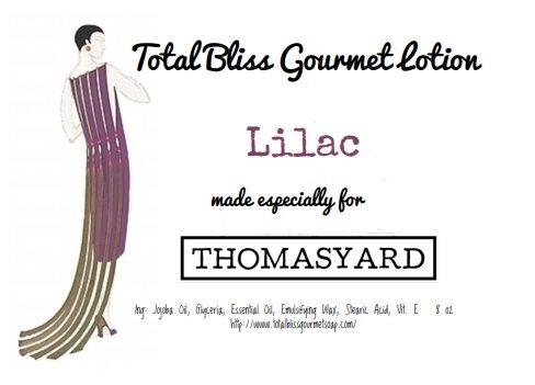 Total Bliss Gourmet Lotions Total Bliss Gourmet Lotion Lilac