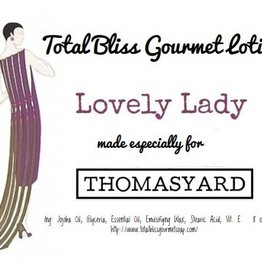 Total Bliss Gourmet Lotions Total Bliss Gourmet Lotion Lovely Lady
