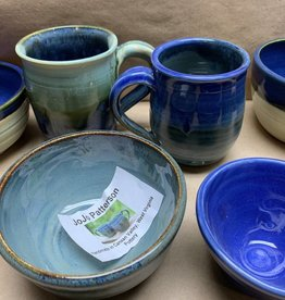 JoJo Ceramic Pottery Bowl/Cup/Mug