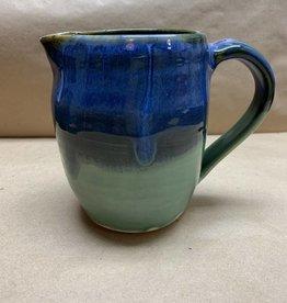 JoJo Ceramic Pottery Pitcher