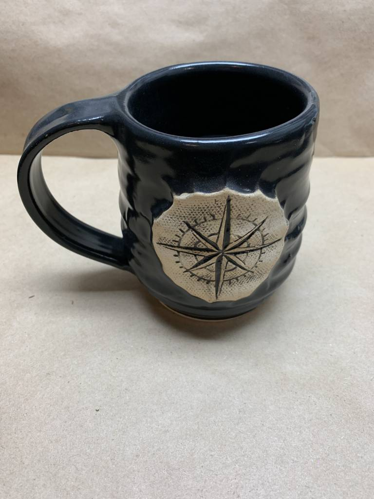 MUD Mug with Badge