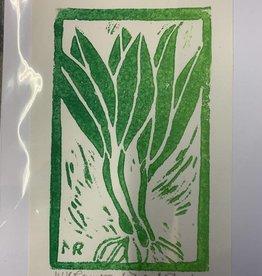 Maggi Rhudy Maggi Wood Engraving  Cards Ramp