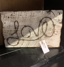 Matt Newhall Newhalls Love sign