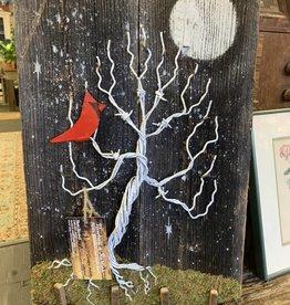 Matt Newhall Newhalls Tree w/ Moss #2