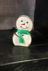 Paul Reneau Paul Reneau Dbl Snowman