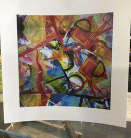 Susan Hicks Ode to Kandinsky by Melasdesign