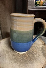 JoJo Ceramic Pottery Large Mugs