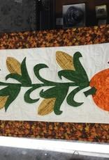 Effie Neff  Fall Corn Cob Wall Art