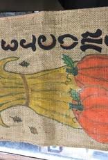 Effie Neff  Hand Stitched Fall Garden Flags
