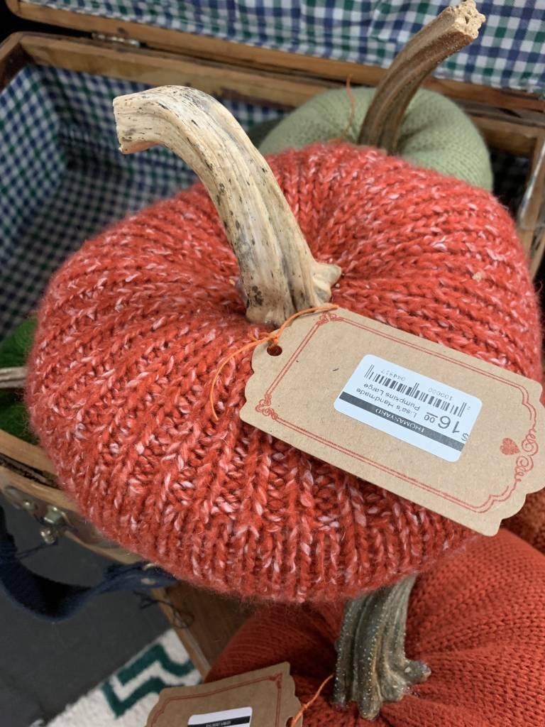 Lisa Baker Lisa's Handmade Pumpkins Large