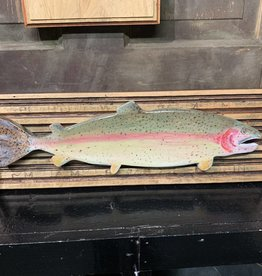 William Fridley William Fridley Mounted Trout