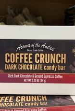 AA Coffee Crunch Candy Bar