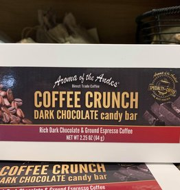 AA Coffee Crunch Candy Bar
