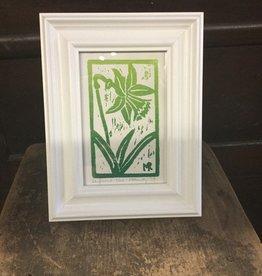 Maggi Rhudy Maggi daffodil print