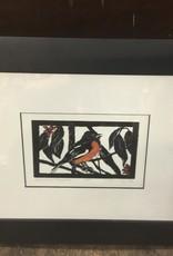 Maggi Rhudy Maggi Prints Eastern Towhee