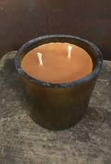 10oz Citrus Wine Bottle Candle Thomasyard