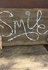 Newhalls Smile Sign